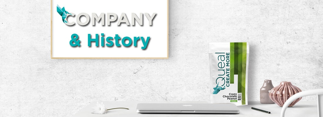 Company History Queal